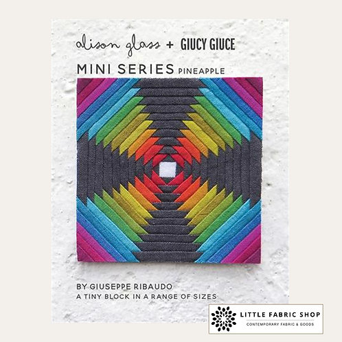 Alison Glass + Giucy Giuce Mini Series | Pineapple