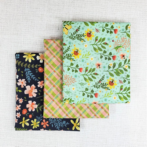 Garden Notes | Fat Quarter Bundle