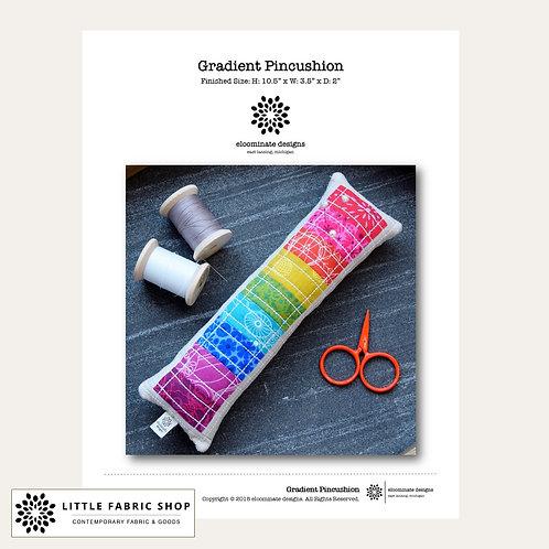 Gradient Pincushion - PDF Pattern