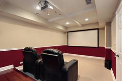 Custom Home Theater Wiring