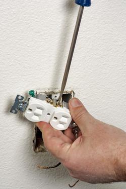 Plug Repair or Installation
