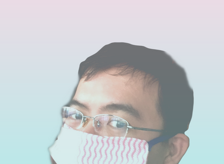 A Pink Mask, A Friendly World