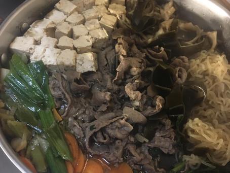 すき焼き(sukiyaki)