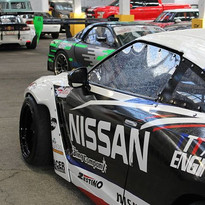 Not just exotic cars, we also get Nissan