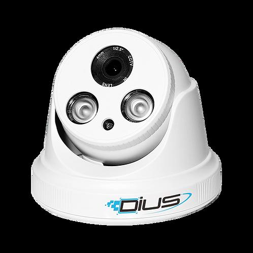 กล้องวงจรปิด CCTV 5MP / ล้านพิกเซล ทรงโดม 4K Ultra HD
