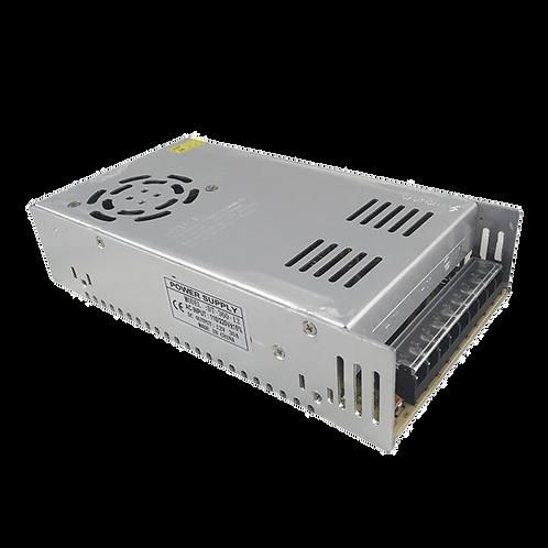 กล่องแปลงไฟ Switching Power Supply 12V 10A 120 Watt สำหรับระบบวงจรปิด