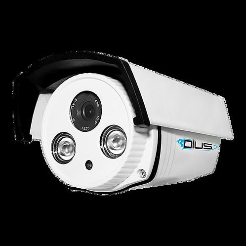กล้องวงจรปิดเดี่ยว CCTV 2.2 ล้านพิกเซล กล้อง 1ตัว ทรงกระบอก
