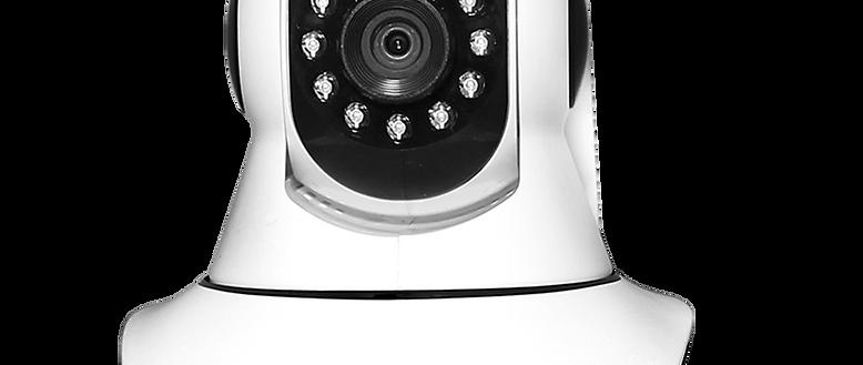 กล้องวงจรปิด 1.4 MP 2 เสา ฟรีอะแดปเตอร์+ฟรี ( App : Keye )
