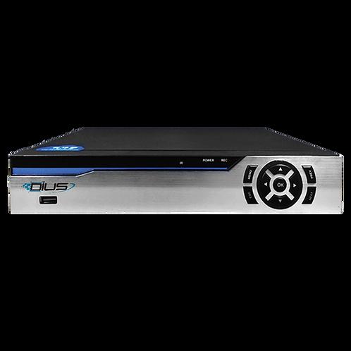 เครื่องบันทึกภาพ 5 ล้านพิกเชล 5MP DVR 4K 8CH Digital Video Recorder 6 in 1