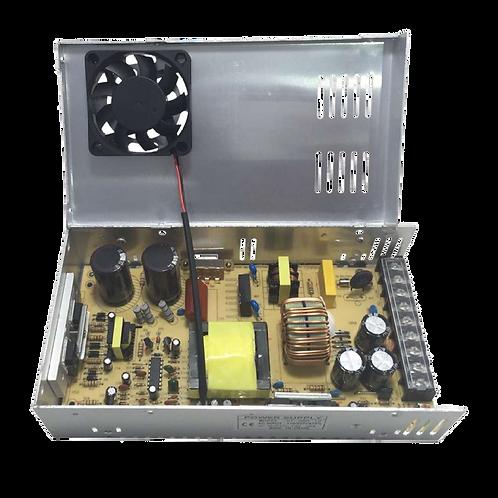 กล่องแปลงไฟ Switching Power Supply 12V 30A สำหรับระบบวงจรปิด / กล้องวงจรปิด / ไฟ