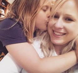 Rewards of being the nanny!❤❤❤ #love #eastcobbnanny #atlnanny #nannylife #kisses #nanny