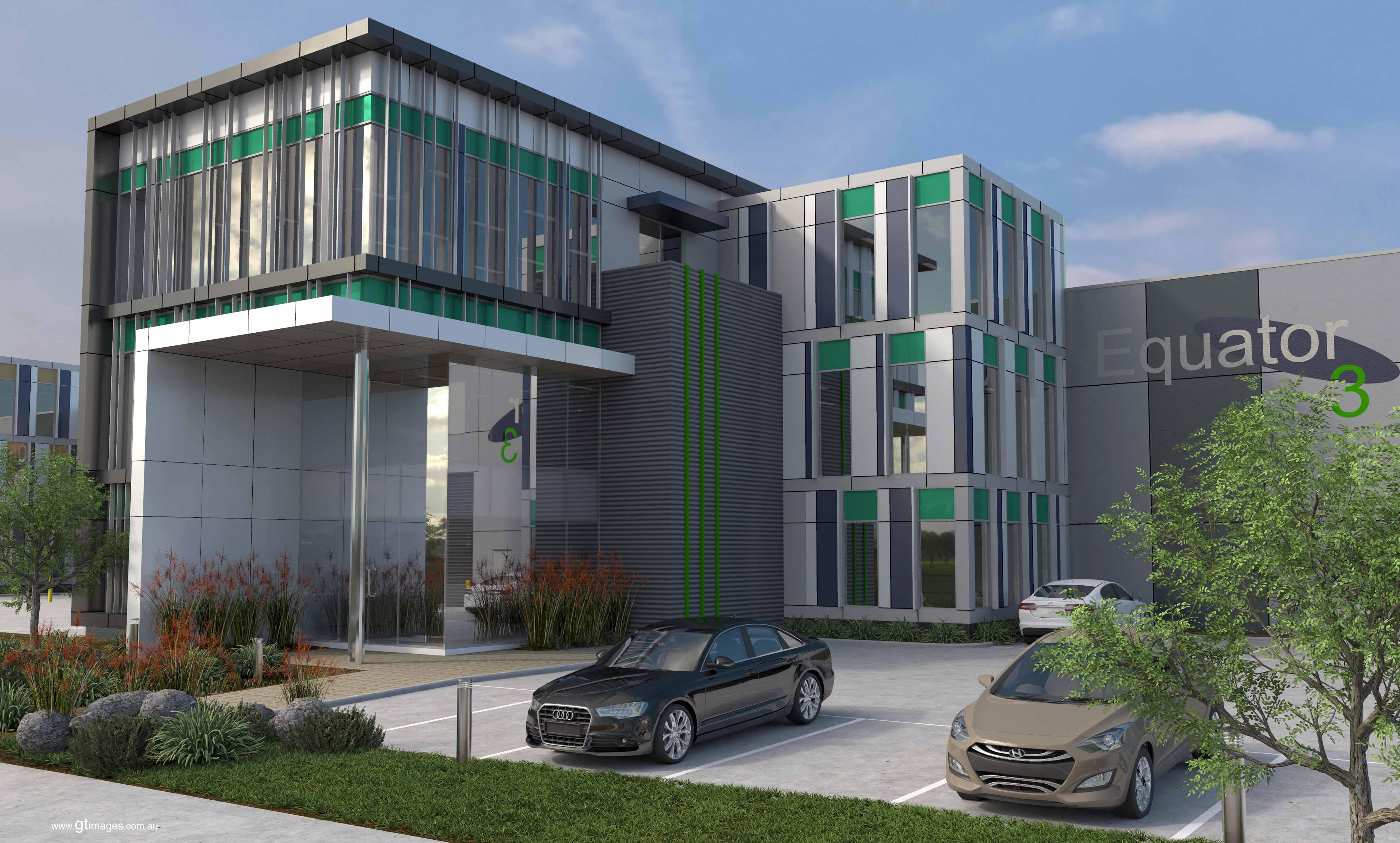 Office/Warehouse Development