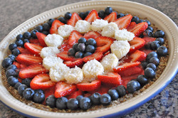 Healthy 4th of July Snacks