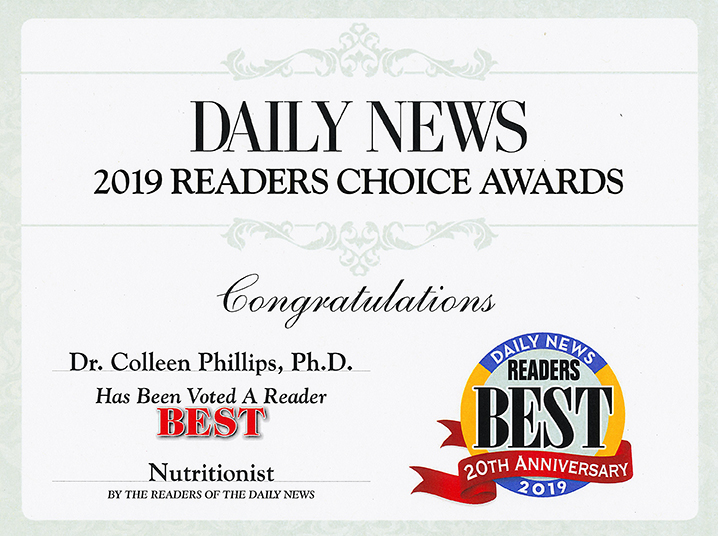 2019 Readers Choice Award Diet Doctors