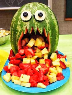 Healthy Fun Halloween Treats