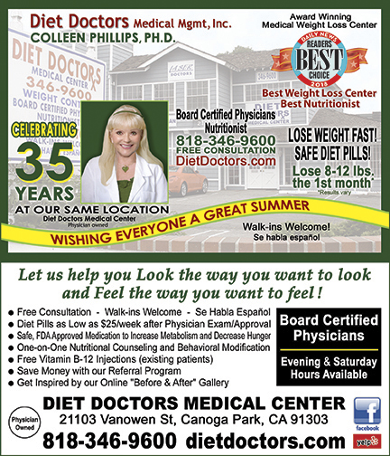 2019 Diet Doctors in Warner News