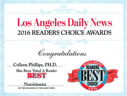 2016 Readers Choice Award Diet Doctors