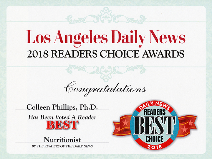2018 Readers Choice Award Diet Doctors
