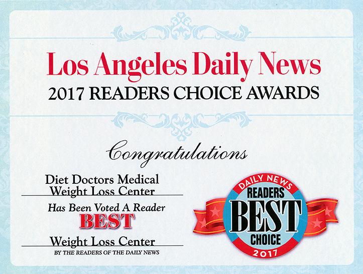 2017 Readers Choice Award Diet Doctors
