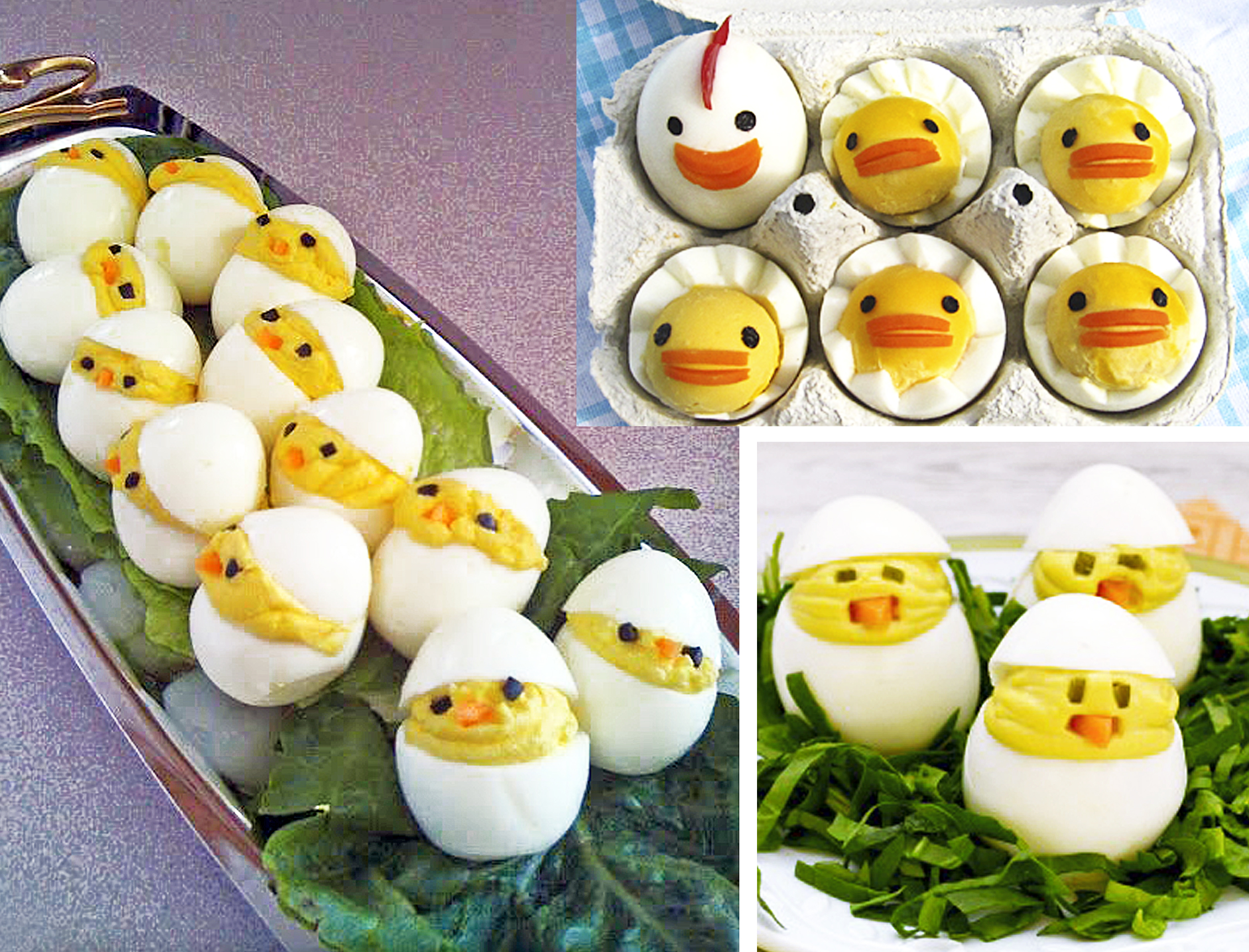 Healthy Easter Snacks