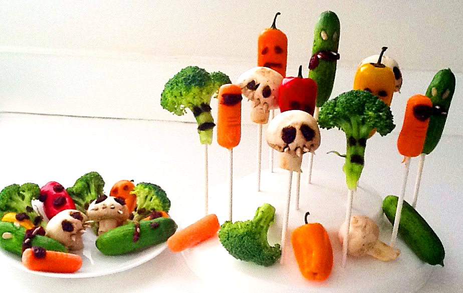 Healthy Fun Halloween Treats