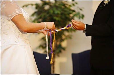 Cerimônia do cordão de 3 dobras: como é e como fazer?