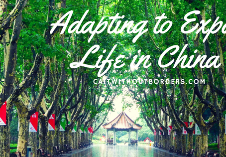 Journal Entry: Adapting to Expat Life in China