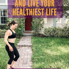 How to Quit Dieting and Live Your Healthiest Life