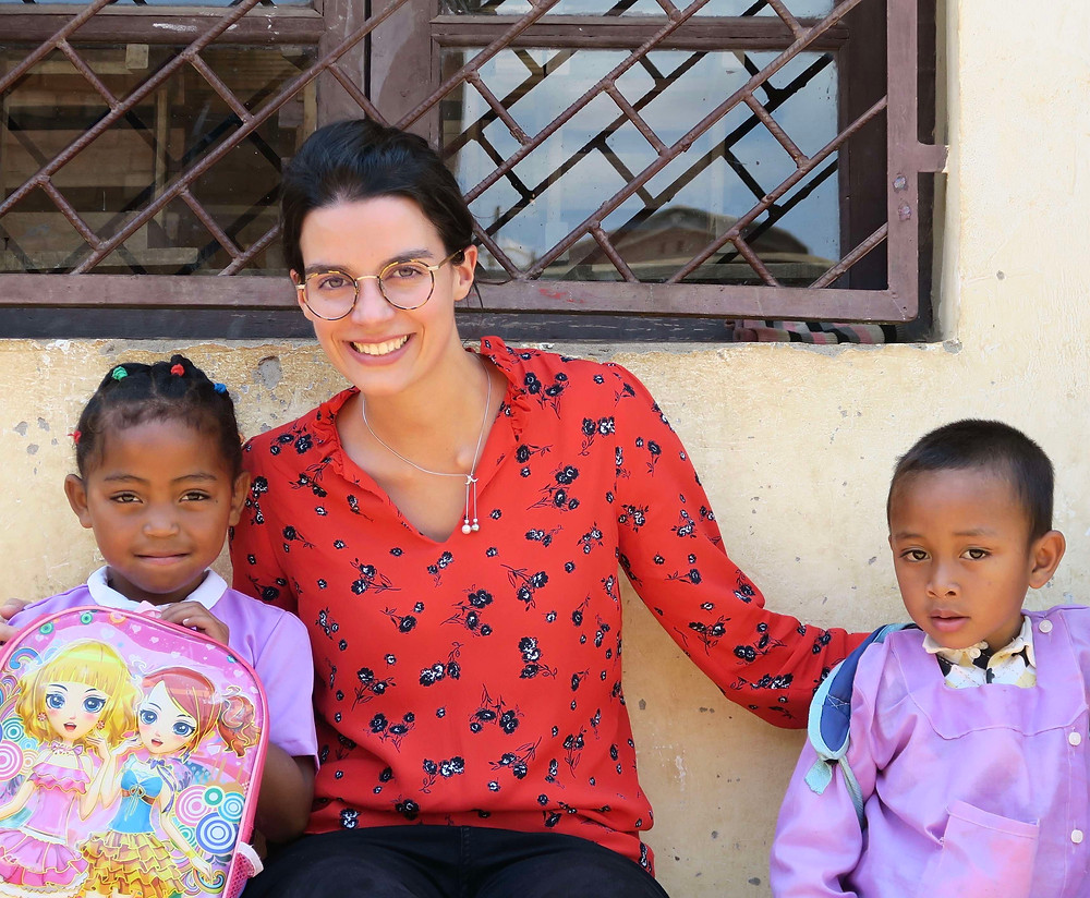 portrait d'Edith, bénévole au sein de l'association JIAE