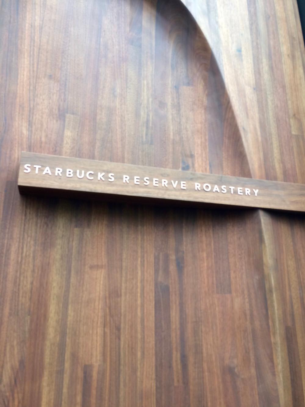 Starbucks Reserve Roastery, the largest Starbucks in the world, Shanghai, China
