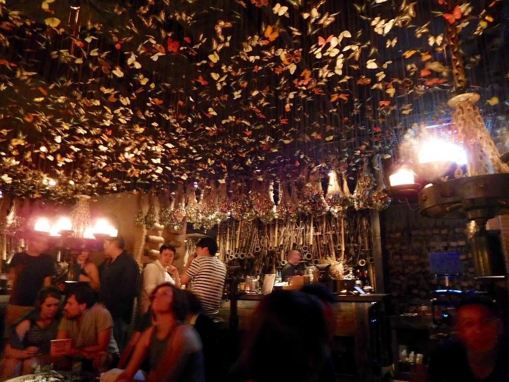 The Iron Fairies Bar Hong Kong