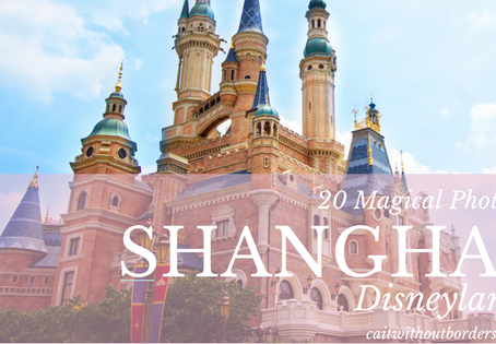 20 Magical Photos from the Shanghai Disney Resort