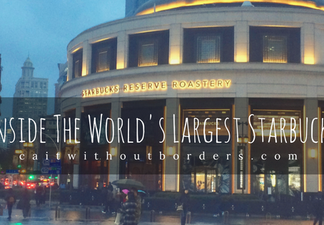 Look Inside: The World's Largest Starbucks