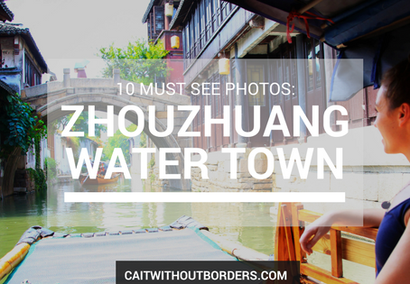 10 Must See Photos: Ancient Zhouzhuang Water Town