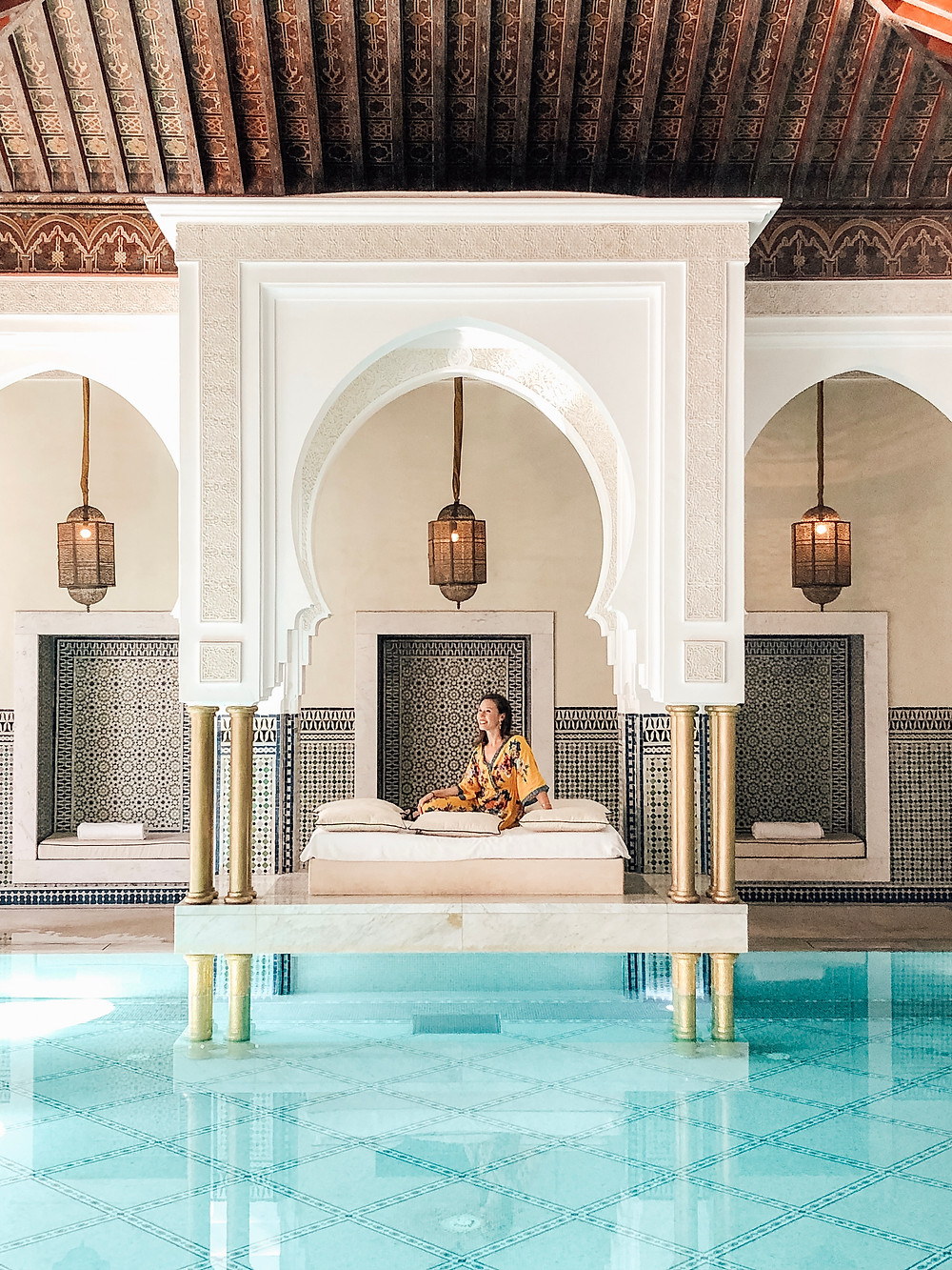 The Spa at La Mamouina in Marrakech, Morocco