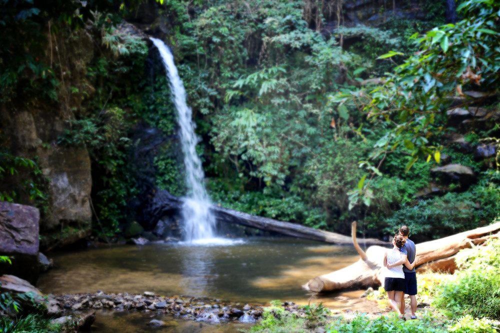 Thailand Waterfalls, Doi Suthep