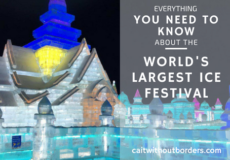 Everything You Need to Know About the World's Largest Ice Festival
