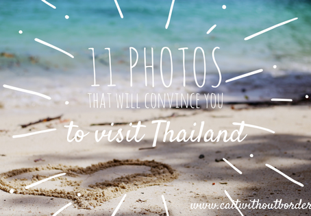 11 Photos That Will CONVINCE You to Visit Thailand