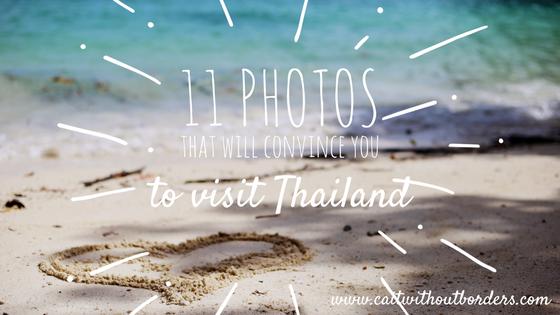 Thailand Photos, Cait Without Borders Travel Blog