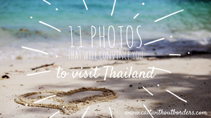 Thailand Photos, Cait Without Borders Travel Blog