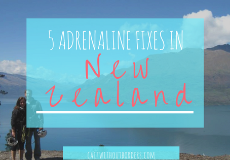 5 Adrenaline Fixes in the Adventure Capital of the World