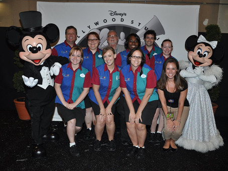 Everything I learned about leadership, I learned at Walt Disney World