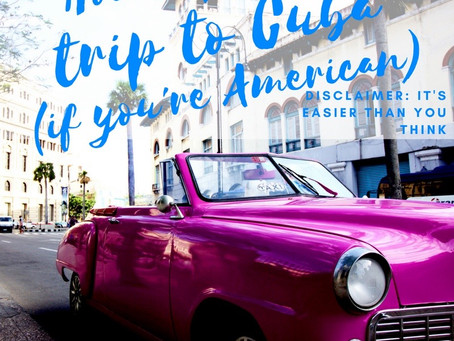 Havana Nights: A Practical Guide to Get You to Cuba