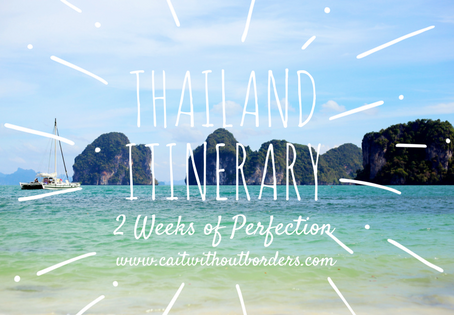 STEAL MY VACATION: A Perfect, Two Week Thailand Itinerary