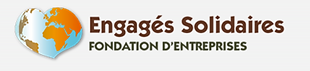 Logo engagés solidaires fondation