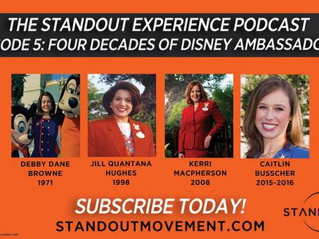 Four Decades of Walt Disney World Ambassadors Share their Standout Secrets