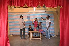 cours artistique de théâtre pour le développement personnel