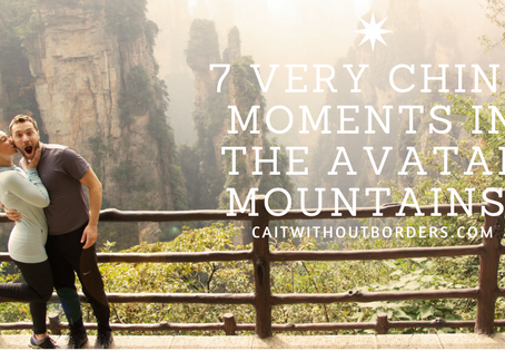 7 Very China Moments in the Avatar Mountains