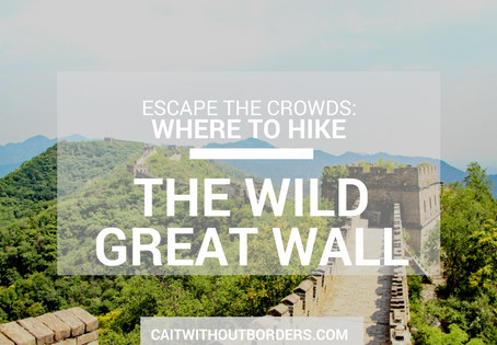 Escape the Crowds: Where to Hike the Wild Great Wall