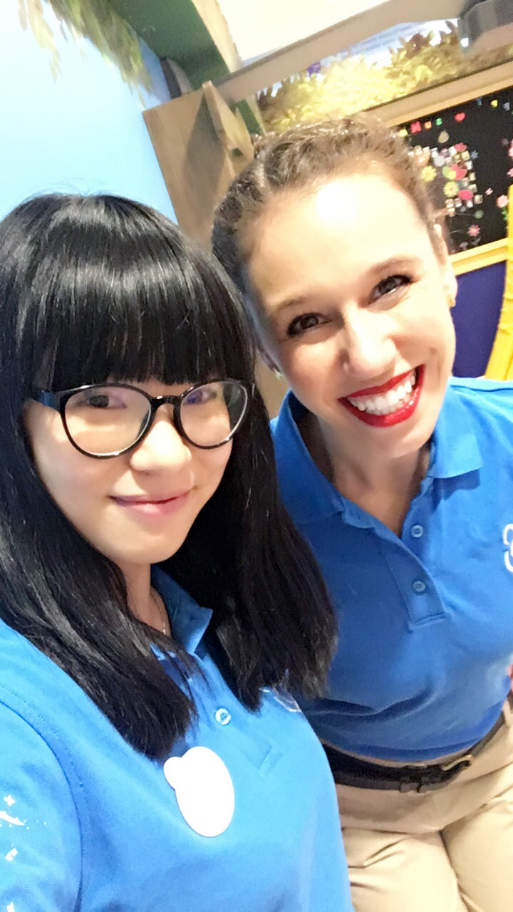 Disney English Foreign Teacher and Learning Partner